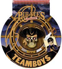 Teamboys pirates colour