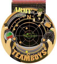 Teamboys army colour