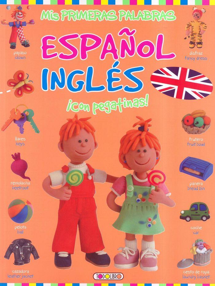 Mis palabras español ingles
