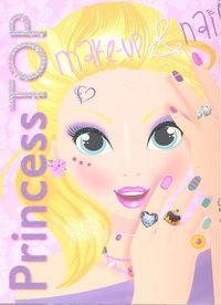 Princess top make up and nails
