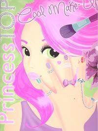 Princess top cool make up