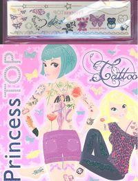Princess top tatoos 1