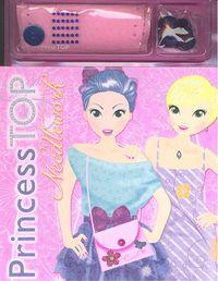 Princess top needlework 1