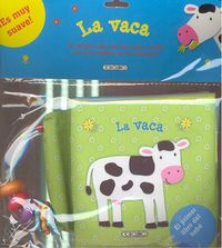 Primer libro del bebe la vaca,el (tela)