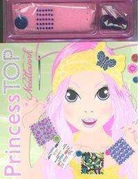 Princess top needlework 2