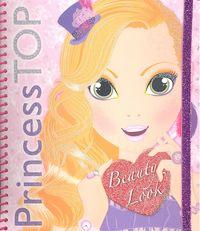 Princess top beauty look rosa