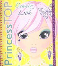 Princess top beauty look amarillo