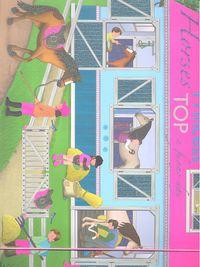 Princess top horses t3012001
