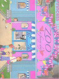 Princess top zoo t3012005