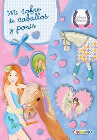 Mi cofre de caballos y ponis horses passion