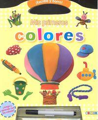 Mis primeros colores