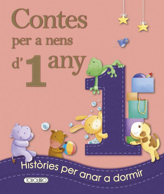 Contes per a nens 1 any