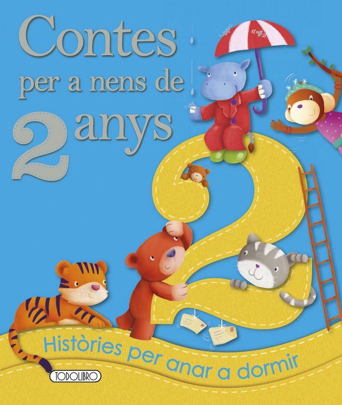Contes per a nens 2 any