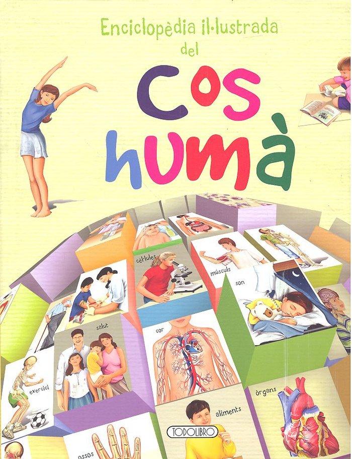 Enciclopedia ilustrada del cuerpo humano