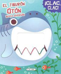 Tiburon oton busca diversion,el
