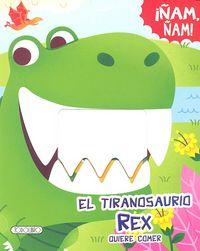 Tiranosurio rex quiere comer,el