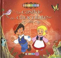 Casita de chocolate,la