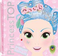 Princess top designs hairstyle 3