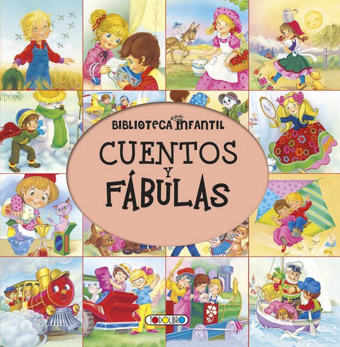 Cuentos y fabulas biblioteca infantil