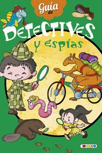 Guia de detectives y espias