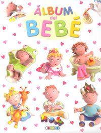 Album del bebe rosa