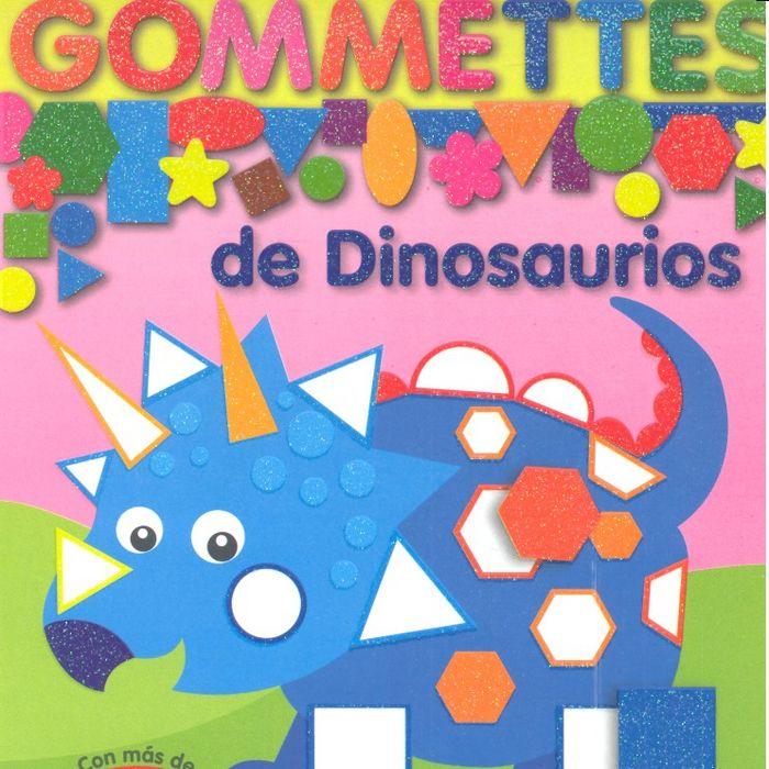 Gommettes de dinosaurios