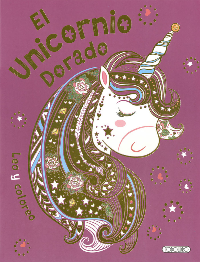 El unicornio dorado