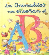 Animales nos enseñan el abc,los