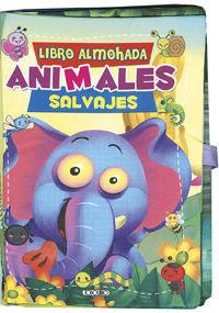 Animales salvajes (tela)