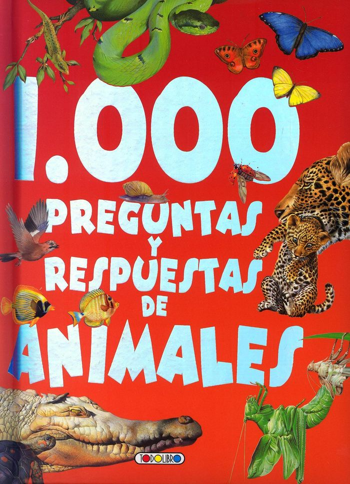 1000 preguntas y respuestas de los animales