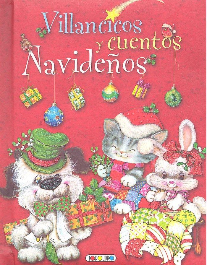 Villancicos y cuentos navideños rojo