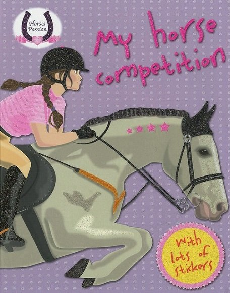 My horse competition 424001