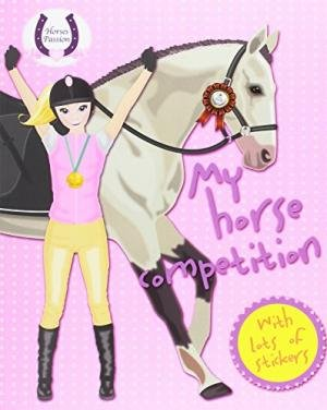 My horse competition 424002