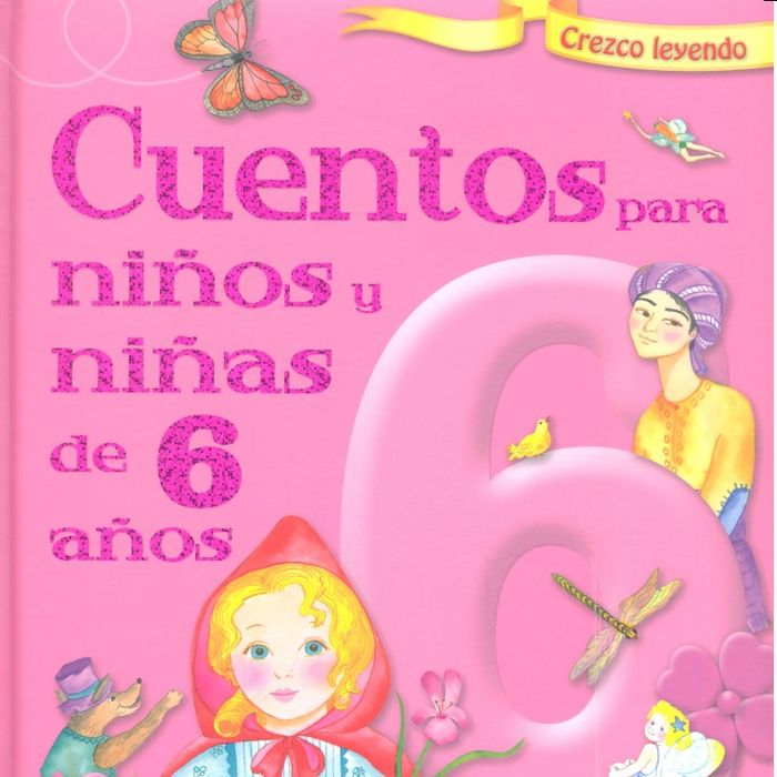 Fabulas para niños y niñas 6 años