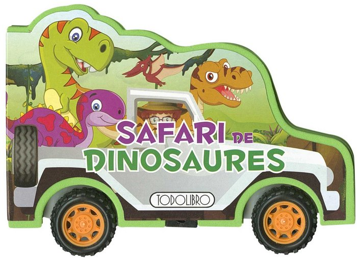 Safari de dinosaures