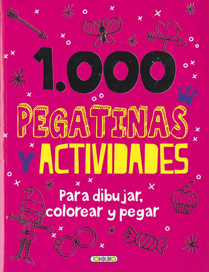 1000 pegatinas y actividades t0435002