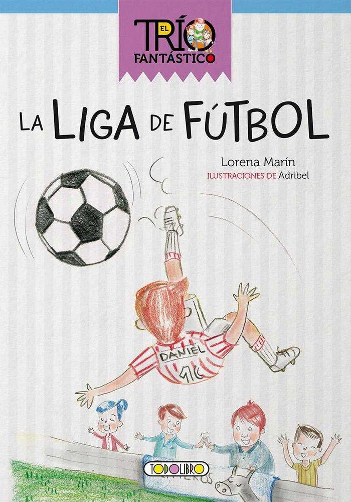 Liga de futbol,la