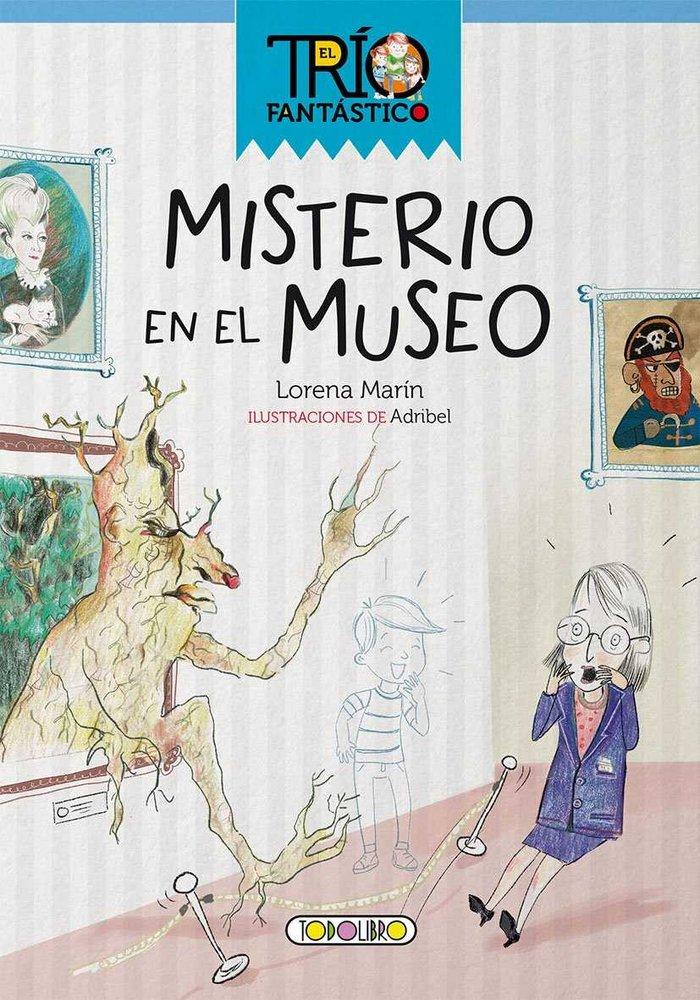 Misterio en el museo