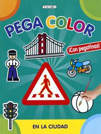 Pega color en la ciudad