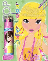 Pinturas princess top super color