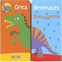 Crea animales dinosaurios