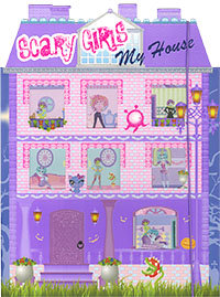 Scary girls my house 2