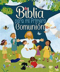 Biblia p/mi primera comunion