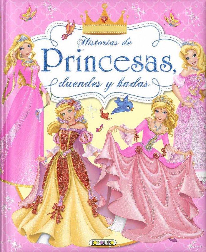 Historias de princesas y duendes