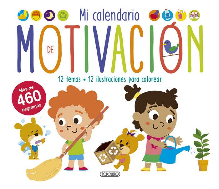 Mi calendario de motivacion