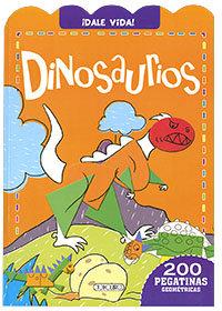 Dale vida dinosaurios