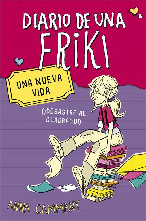 Diario de una friki 1 una nueva vida