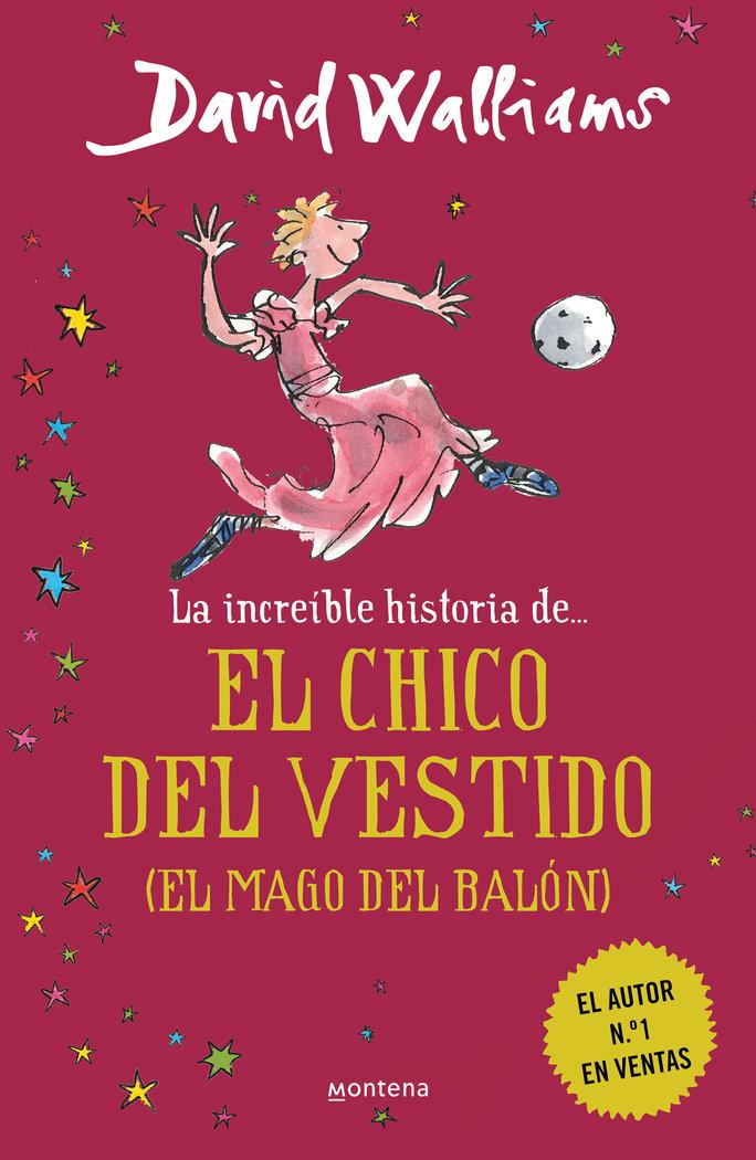 Increible historia de el mago del balon,la