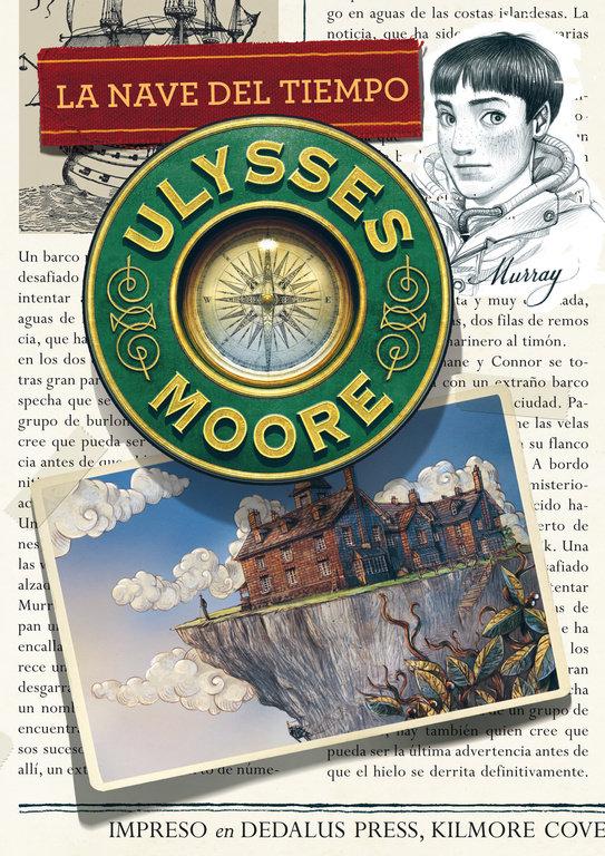 Ulysses moore 13 la nave del tiempo