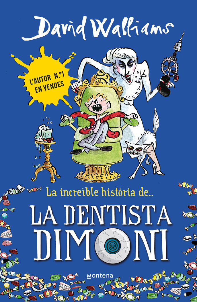 Increible historia de la dentista dimon